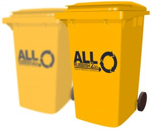 Local Wheelie Bins for Businesses