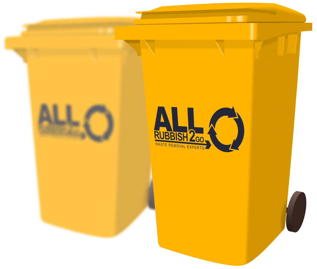 Commercial Wheelie Bin Hire Newbury