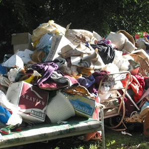 Woodley House Clearance service